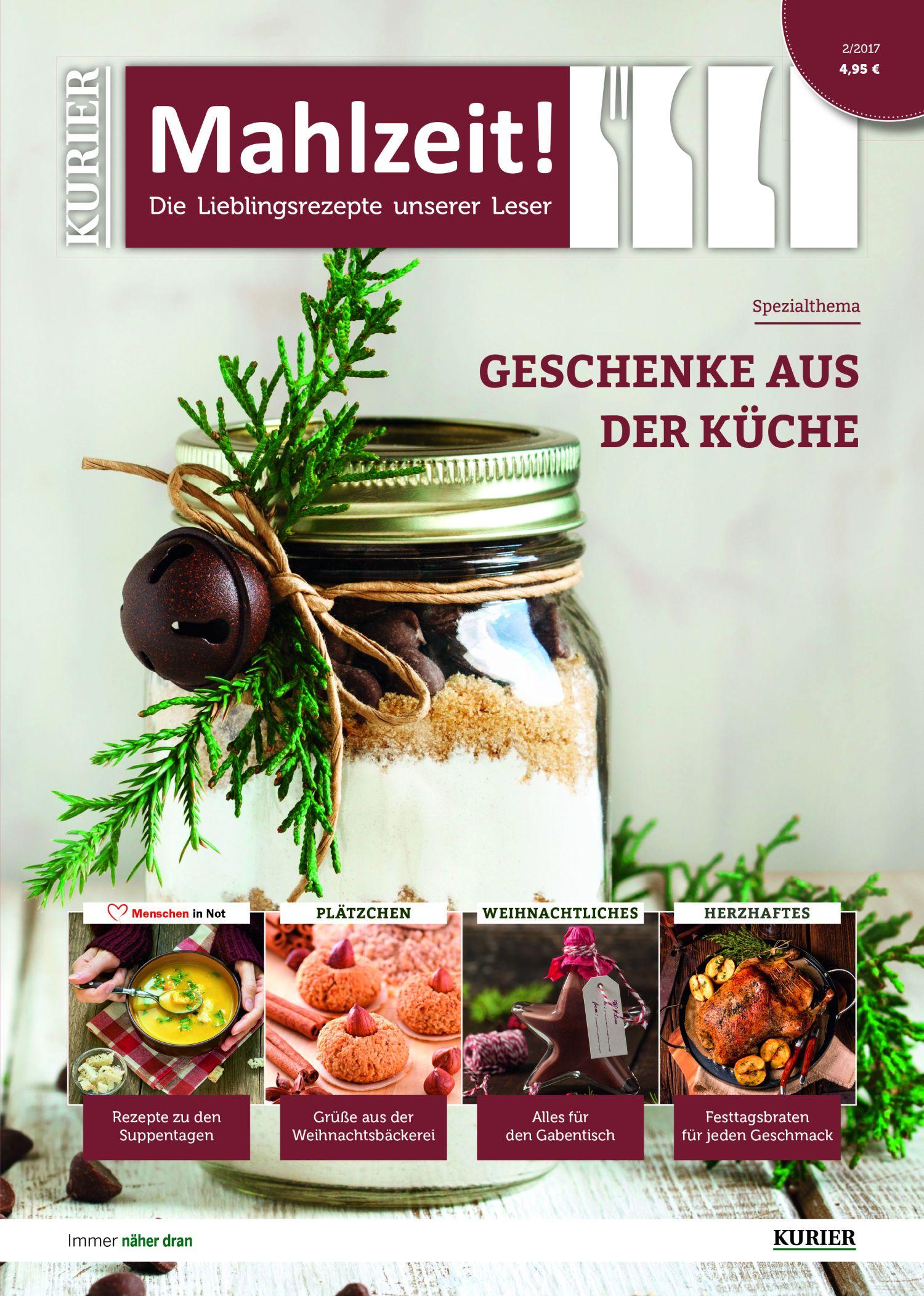 NBK Mahlzeit 2 Geschenke aus der Küche | Kochen und Backen | Lesershop